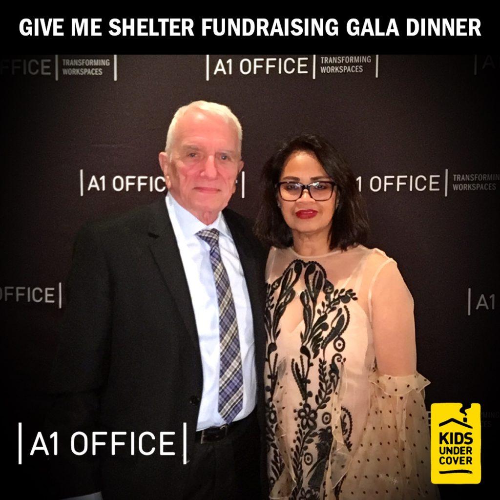Golden Messenger   KUC Give Me Shelter Fundraising Gala Dinner 12Oct2018